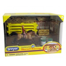 Brinquedo Breyer Barrel Racing