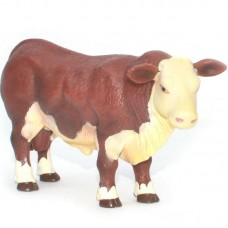 Brinquedo Little Buster Hereford Bull