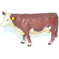 Brinquedo Little Buster Hereford Cow