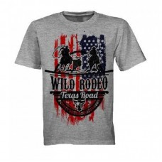 Camiseta Infantil Texas Road