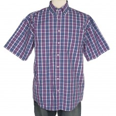 Camisa Panhandle Slim Purple/Blue