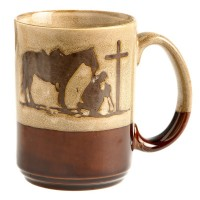 Caneca M&F Cowboy Prayer